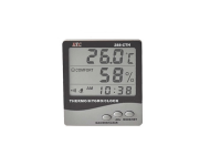 HTC 288 ATH - 70 Deg C In and Out Hygro Thermometer