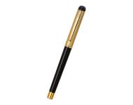 Cello Tristar Gold - Black Roller Pen