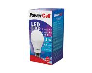 Power Cell - 3 Watts LED Bulb