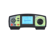 Metrel MI2077 - 5 kV, 5 Tera Ohm, 1.4 mA Insulation Tester and Batteries for A1046