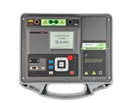 Metrel MI3205 - 5 kV, 15 Tera Ohm, 6 mA Insulation Tester