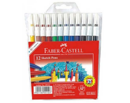 Faber Castell F1130225181012 - Pack of 12 Sketch Pens