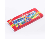 Faber Castell F1110202141025 - Pack 25, 70 mm Erasable Crayons