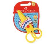 Faber Castell F1160238124001 - Kinder Scissor