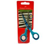 Faber Castell F1160238123001 - Clean Cut Scissor
