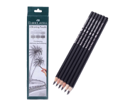 Faber Castell F5320628727006 - Graded 6 Drawing Pencil