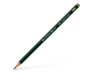 Faber Castell F5320628741012 - 2B Castell 9000 Graphite Pencil