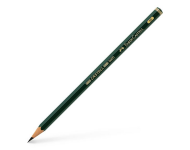 Faber Castell F5320628747012 - 8B Castell 9000 Graphite Pencil