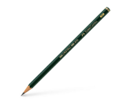 Faber Castell F5320628750012 - 2H Castell 9000 Graphite Pencil
