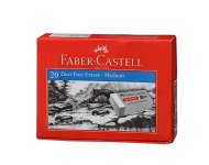 Faber Castell F1220355586020 - Box of 20 Dust Free Erasers Small