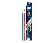 Apsara - Triangle Metallic Pencils