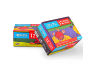 Apsara - 12 Colour Poster Colour