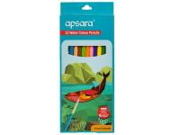Apsara - 12 Colour Water Colour Pencils