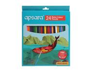 Apsara - 24 Colour Water Colour Pencils