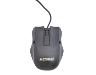 Prodot MU 253S - Black USB Optical Mouse