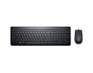 Dell - Black Wireless Keyboard and Mouse Combo