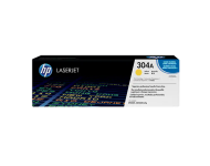 HP CC532A - Yellow Original Toner Laser Jet Printer Cartridge