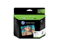 HP Q8893AA - Tri Colour Ink Printer Cartridge