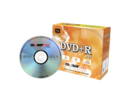 Moserbaer - Single Pack DVD R with Case