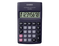 Casio HL 815L - 8 Digit Portable Basic Calculator