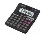 Casio MJ 12D - 12 Digit Desktop Basic Calculator