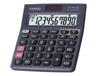 Casio MJ 100D - 10 Digit Desktop Basic Calculator