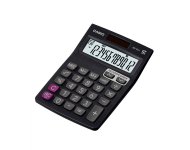 Casio MJ 12SA - 12 Digit Desktop Basic Calculator