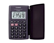 Casio HL 820LV - 127x104 mm 8 Digit Portable Basic Calculator