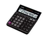 Casio WJ120DPLUS - 12 Digit Portable Basic Calculator