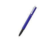 Sheaffer A 9201 - Pop Blue Chrome Trim Ball Pen