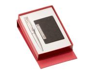 Sheaffer A 9306 - Blue Pen Gift Ballpoint Pen with Business Card Holder