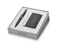 Sheaffer A 9317 - Ball Point Pen with Card Holder