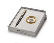 Sheaffer A 9471 - Black Sagaris Pen Gift Ballpoint Pen
