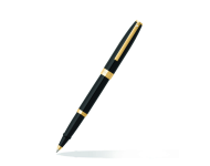 Sheaffer A 9471 - Black Gold Trim Rollerball Pen