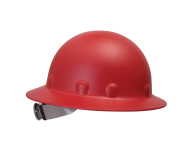 Honeywell A591 - Red Safety Helmet