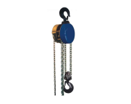 Indef - S Series, 10 Ton, 3 meters Chain Pulley Block for Bare