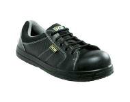 JCB New Athletic - Black Safety Shoes with Steel Toe