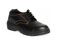 Dyke D 2 - Black PVC Safety Shoe