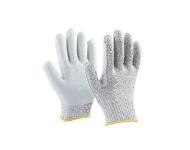 Mallcom HL010 - Leather Palm Patch Gloves