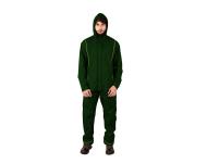 Mallcom Stratus - Green PU Raincoat