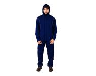 Mallcom Stratus - Royal Blue PU Raincoat