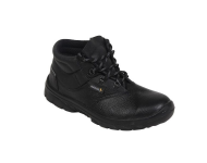 Mallcom Vivvera S1BG - High Ankle Safety Shoes with Steel Toe