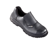 Mallcom Cymric - Black Safety Shoes with Steel Toe