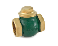 Zoloto 1011 - 8 mm Number 5 Bronze Screwed Horizontal Check Valve