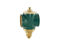 Zoloto 1040A - 100 mm Bronze Screwed Compact Pressure Reducing Valve
