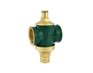 Zoloto 1040B - 32 mm Forged Brass Screwed Compact Pressure Reducing Valve