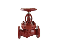 Zoloto 1071 - 25 mm, Cast Steel Flanged Globe Steam Stop Valve