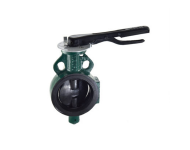 Zoloto 1078 - 50 mm Wafer Type, Butterfly Valve with S G Iron Disc