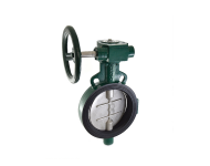 Zoloto 1078C - 200 mm Wafer Type, Butterfly Valve