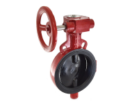 Zoloto 1078H - 300 mm Wafer Type, Butterfly Valve with S G Iron Disc